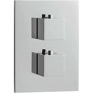 Herzbach NeoCastell Herzbach 11.503050.2.01 concealed shower thermostat square, chrome