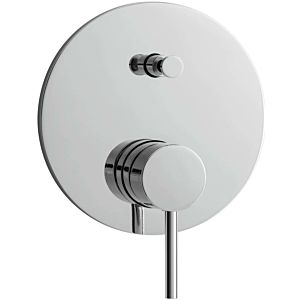 Herzbach Nano Herzbach Nano 22.120035. 2000 concealed single lever shower mixer, chrome