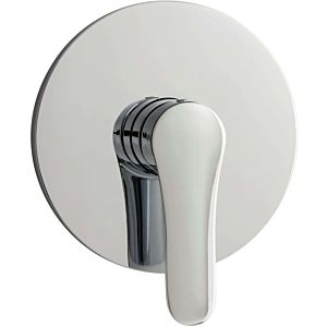 Herzbach Gent Herzbach Gent 59.143055. 2000 .01 for concealed single lever shower mixer, chrome