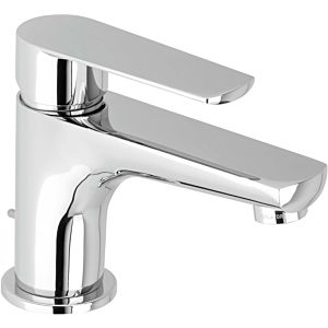 Herzbach Ventura basin tap 51100310101 chrome, with overflow set