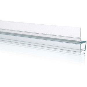 Hüppe drainage strip 070005000 210cm, for 8mm glass thickness
