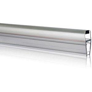 Hüppe bande Hüppe 070033000 200 cm, pour une épaisseur de verre de 6 mm