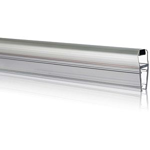 Hüppe strip 070033000 200cm, for 6mm glass thickness
