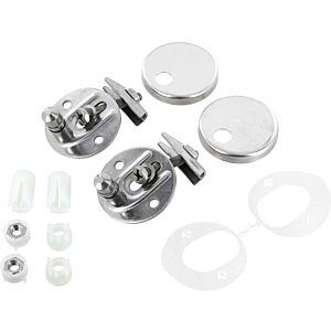 Ideal Standard Scharniersatz zu Connect EV287AA WC-SItz, softclosing, chrom
