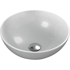 Ideal Standard Strada O vasque K079501 ronde, 41 x 41 x 15 cm, blanc, sans trou pour robinet
