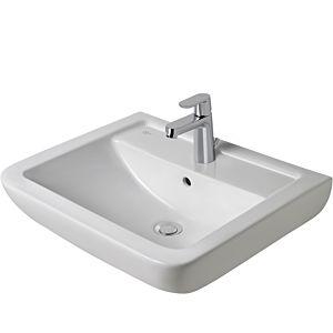 Ideal Standard Eurovit Plus Waschtischpaket K296201, weiß, 60x46cm, Kombipaket