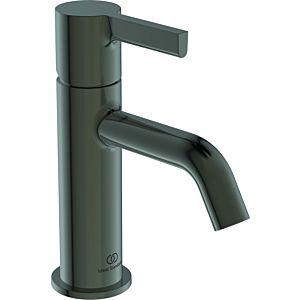 Ideal Standard Joy Waschtischarmatur BC776A5 ohne Ablaufgarnitur, Ausladung 110mm, Magnetic Grey