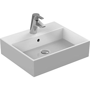 Ideal Standard Strada washstand K077701 50 x 42 x 14.5 cm, white, with tap hole & overflow