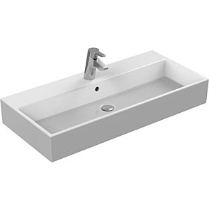 Ideal Standard Waschtisch Strada K0786MA  91 x 42 x 15 cm, weiss Ideal Plus, 1 Hahnloch