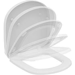 Ideal Standard Eurovit Plus WC-Sitz T679301 weiß, Softclosing, passend zu T331101 oder T041501