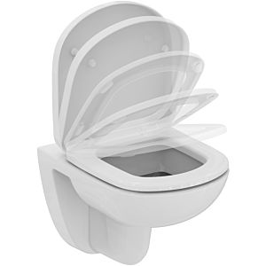 Ideal Standard Eurovit Plus WC-Sitz T679901 weiß, Softclosing
