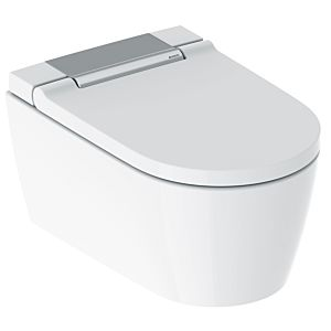Geberit AquaClean Sela shower toilet 146220211 high-gloss chrome-plated, complete system