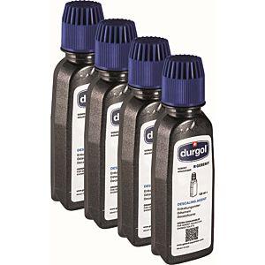 Geberit AquaClean Entkalkungsmittel 147047001 4 Stück, 125ml Flasche