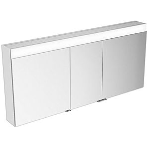 Keuco armoire de toilette match0 21553171303 1410x650x167mm, 52 watts, Edition 400 mural Edition 400 chauffage miroir, 56 watts