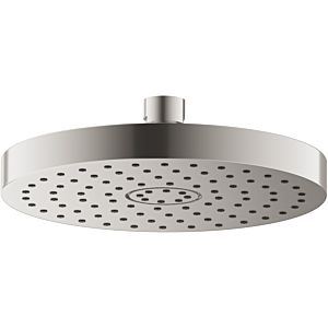 Keuco shower 51686070100 round, Ø 180 mm, Stainless Steel -finish