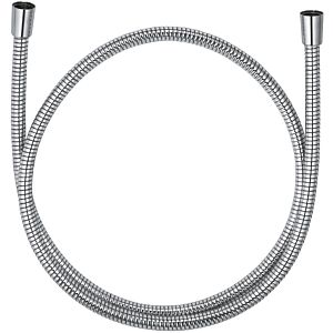 Kludi shower hose 6100405-00 chrome, 125 cm x G 2000 / 2 x G ½