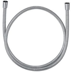 Kludi shower hose 6100705-00 chrome, 200 cm x G 2000 / 2 x G 2000 / 2