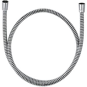 Kludi Logoflex shower hose 6105505-00 chrome, 1250mmxG 2000 / 2xG 2000 / 2