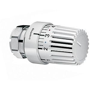 Oventrop Thermostatkopf Uni LV Vaillant 1616001 weiss, für Vaillant Thermostatventile