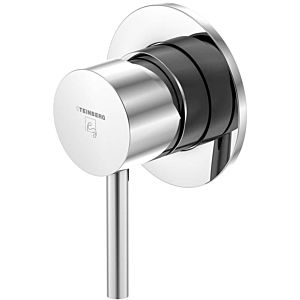 Steinberg Series 100 shower mixer 1002250 chrome, with ceramic cartridge and installation unit