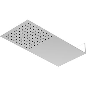 Steinberg Serie 390 wall rain rainpanel 3901620 rain shower ultra flat 2mm, Stainless Steel polished