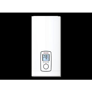 Stiebel Eltron Komfort-Durchlauferhitzer 202656 DHE 18/21/24 kW, vollelektronisch, weiß, 400 V