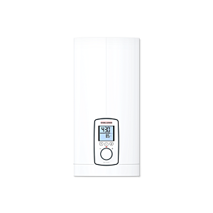 Stiebel Eltron comfort Continuous-Flow Water Heater 202656 DHE 18/21/24 kW, fully electronic, white, 400 V
