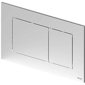 TECEnow Betätigungsplatte 9240401 chrom glänzend, Zweimengentechnik