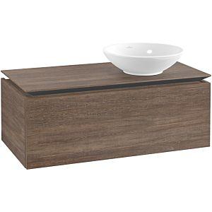 Villeroy & Boch Legato Villeroy & Boch vasque B57500E1 100x38x50cm, Santana Oak