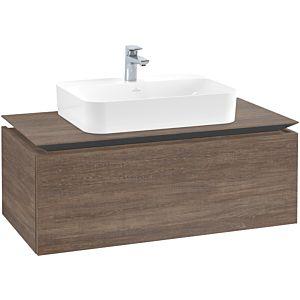 Villeroy & Boch Legato Waschtischunterschrank B75500E1 100x38x50cm, Santana Oak