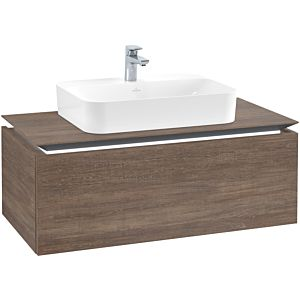 Villeroy & Boch Legato Villeroy & Boch Legato B755L0E1 100x38x50cm, with LED lighting, Santana Oak
