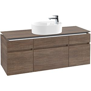 Villeroy & Boch Legato Villeroy & Boch Legato B776L0E1 140x55x50cm, with LED lighting, Santana Oak