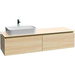 Villeroy & Boch Legato Waschtischunterschrank B76300E1 160x38x50cm, Santana Oak