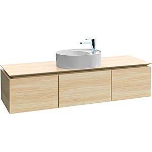 Villeroy & Boch Legato Waschtischunterschrank B78300E8 160x38x50cm, White Wood