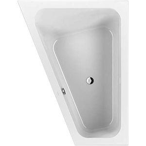 Villeroy & Boch Loop & Friends bathtub BA175LFS9LIV01 square, 175 x 135 cm, left, white