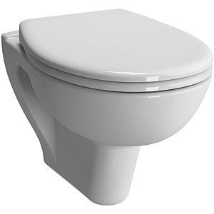 Vitra S20 Wand-Tiefspül-WC 7741B403-0850 35,5x52cm, 3/6 l, mit Bidetfunktion, ohne Spülrand, weiß VC
