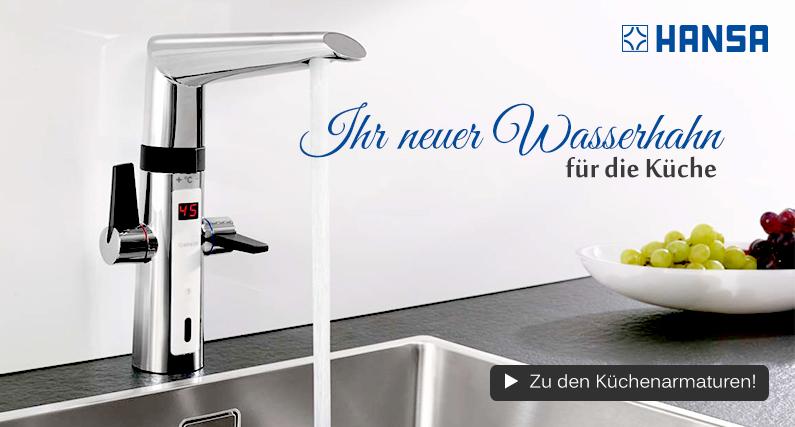 Hansa Küchenarmatur