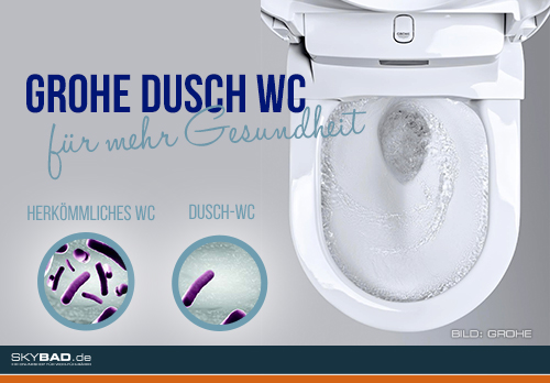Grohe Dusch WC