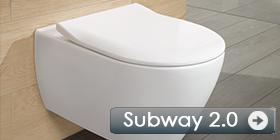 Innovative WCs von Villeroy & Boch für hohe Ansprüche.