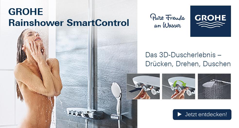 Grohe Rainshower 360 Smartcontrol
