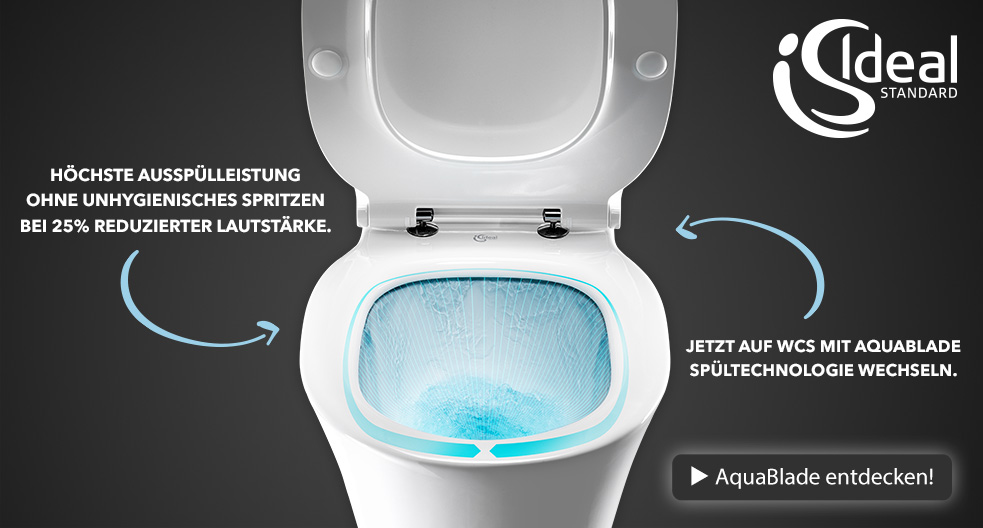 Ideal Standard Aquablade WC