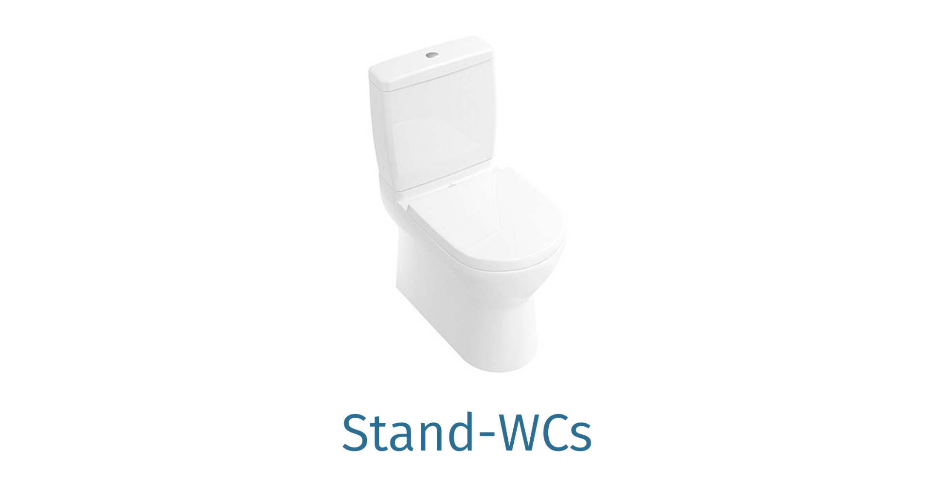 Stand-WC