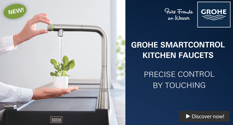 Grohe kitchen tap