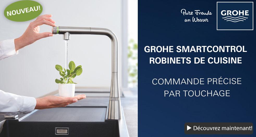 Robinet de cuisine Grohe