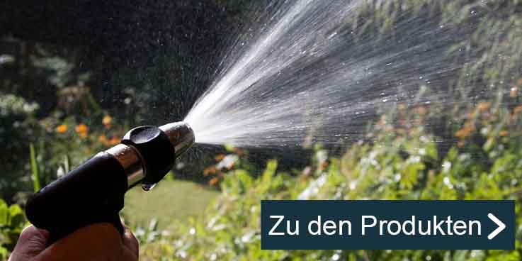 Rasen- und Gartenbewässerung leicht gemacht.