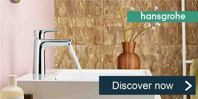 120 years of passion: hansgrohe mixers & showers.